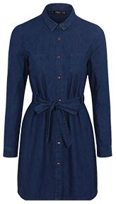 Explore denim dresses at George.com