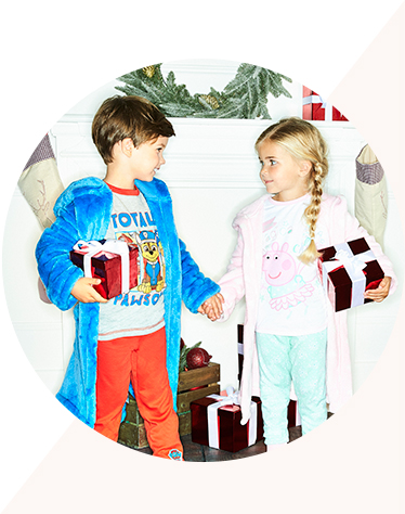 Keep them cosy with our selection of cute pyjamas sets at George.com