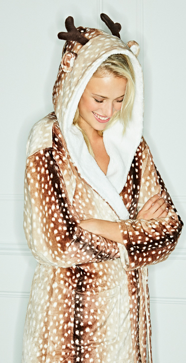 Treat yourself to the cosiest nightwear from pyjamas to nightdresses and slippers at George.com