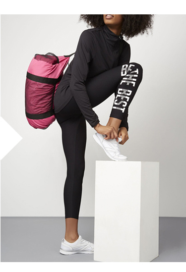 Shop flexible leggings and more at George.com