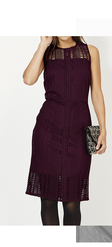 Opt for elegance and channel a lace dress this season at George.com