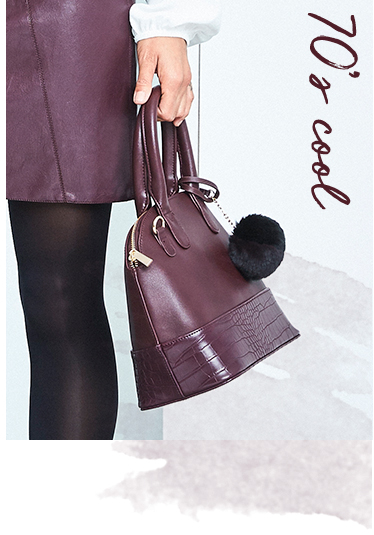 Complete your outfit with our range of stylish bags at George.com