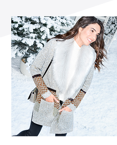 Treat her to a wardrobe full of stylish knits at George.com
