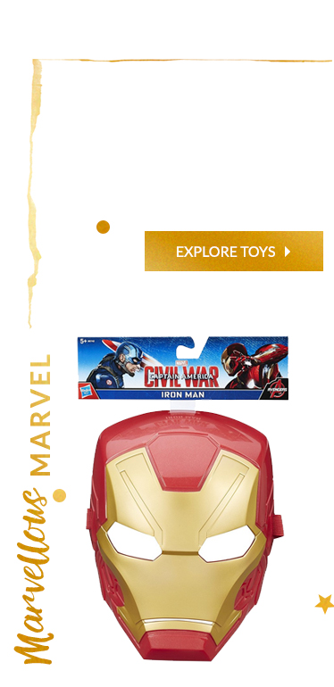 From Paw Patrol to Stars Wars and more, discover a world of toys at George.com