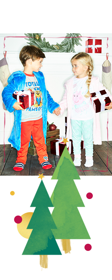 Put the fun in playtime with our selection of character pyjama sets at George.com