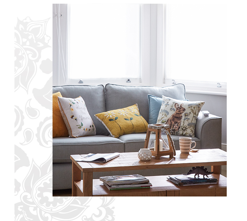 Create a calm and modern finish to your home with our Classic Grey trend at George.com
