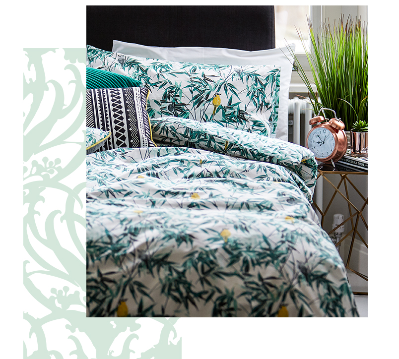 Welcome a fresh setting with our Botanical trend at George.com