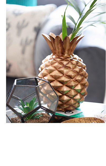 Accent your home with our Botanical range at George.com