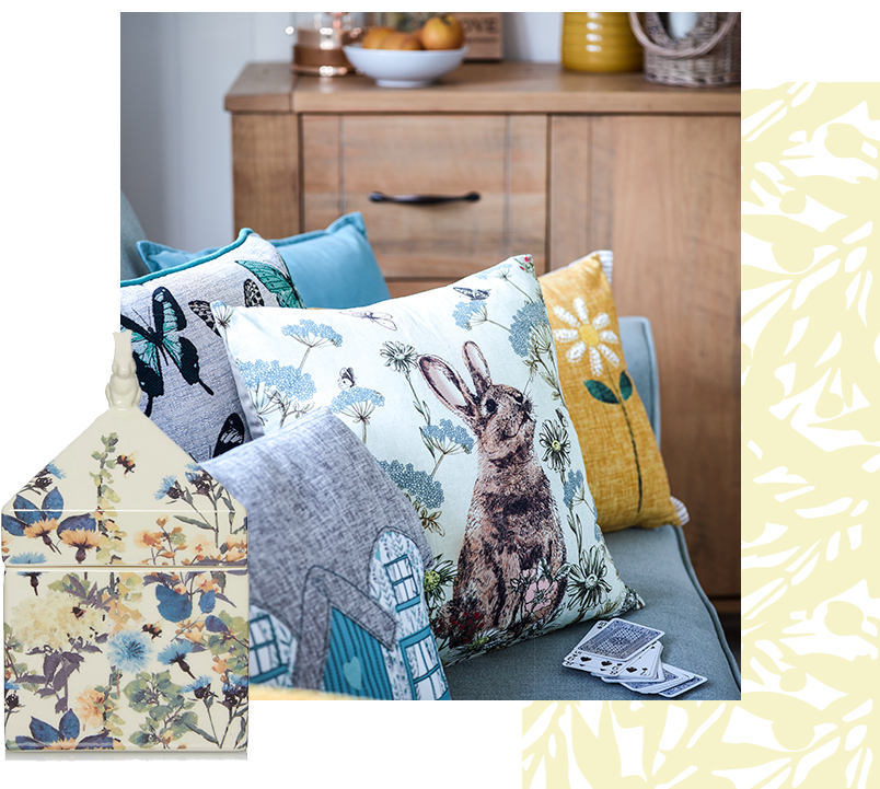 Give your home a touch of country charm with Ambleside at George.com