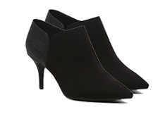 For instant sophistication, shop our selection of heels and boots, designed by George.com