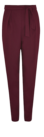 Get inspired by Kendall Jenner this season with our selection of crepe trousers at George.com