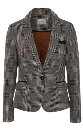 Give your work wardrobe a refresh with new in blazers at George.com