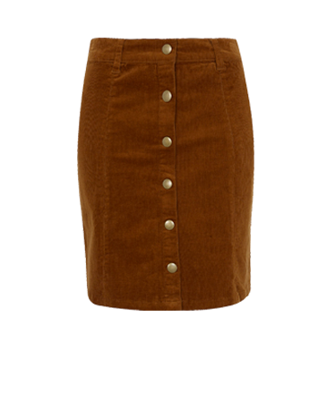 Dress like Diana Vickers and opt for a sweet corduroy skirt at George.com