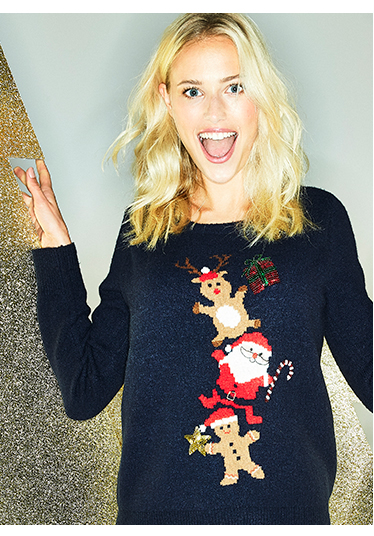 Feeling festive? Discover our ultimate selection of Christmas jumpers