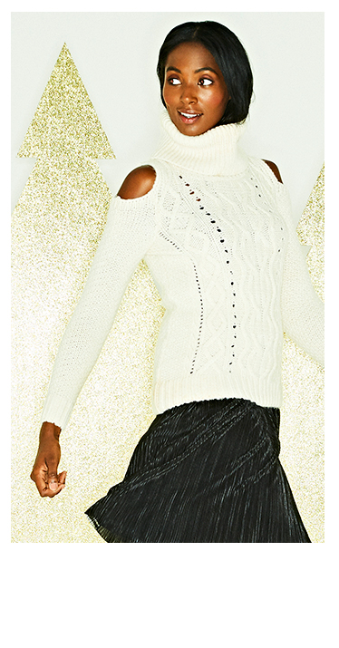 Shop your day and evening knitted staples at George.com