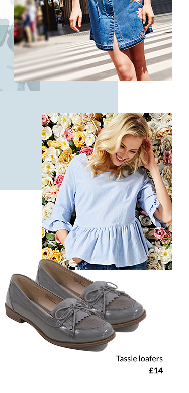 Shop our frilly blouse at George.com
