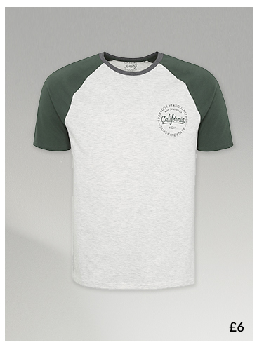 Discover our t-shirt range at George.com