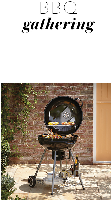 we've got plenty of barbecues from char-broilers to classic American grills plus chimeneas and log burners too