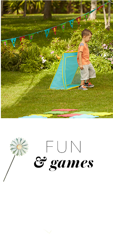 Looking for giant garden games, pop-up football nets and outdoor toys? Make George at Asda your first stop