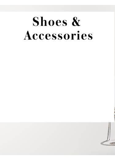 Finish off your look with these chic shoes and accessories, find them at George.com