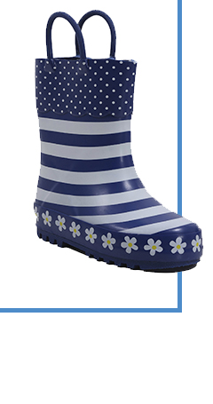 Explore our range of kids' wellington boots at George.com