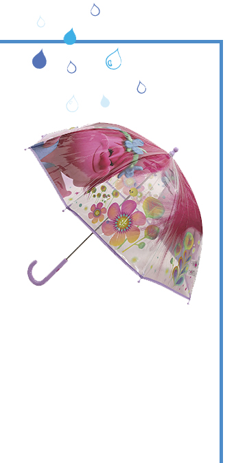 Shop our selection of stylish kids' umbrellas for wet and windy days at George.com