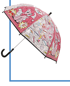 Stay dry when you're out and about with our kids' umbrella range at George.com