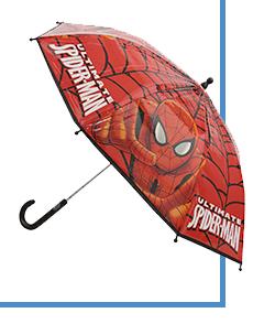 Discover fun and trendy kids' umbrellas at George.com