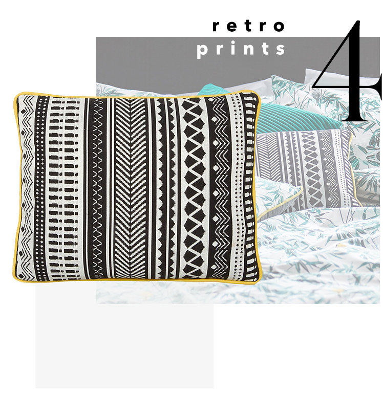 Accessorise your home with our range of stylish cushions at George.com