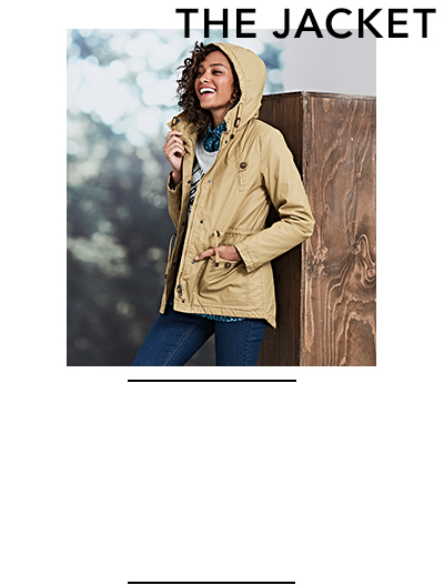 Whether rain or shine, preparing for autumn couldn't be easier with our new collection at George.com