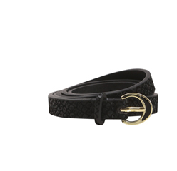 Snakeskin Effect Belt