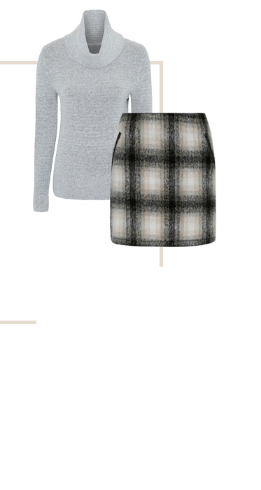 Get fantastic tips for styling a classic-look mini skirt at George.com