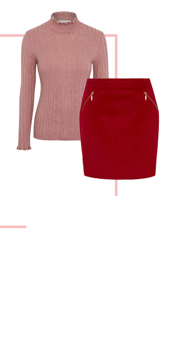 Go bold this season with chic outfit inspiration for the mini skirt at George.com