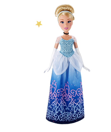 Give your little one a Disney doll she'll cherish at George.com