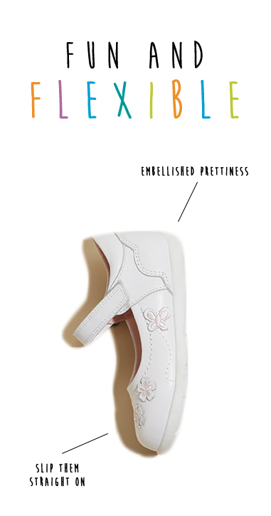 Discover all the little details we put into our First Walkers collection at George.com