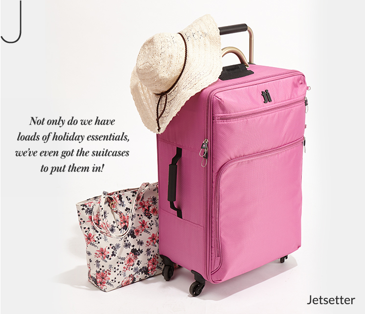Browse suitcases at George.com
