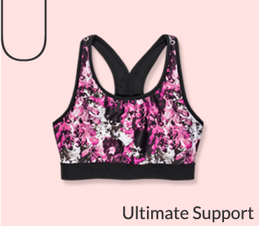 Find summer-ready sports bras at George.com
