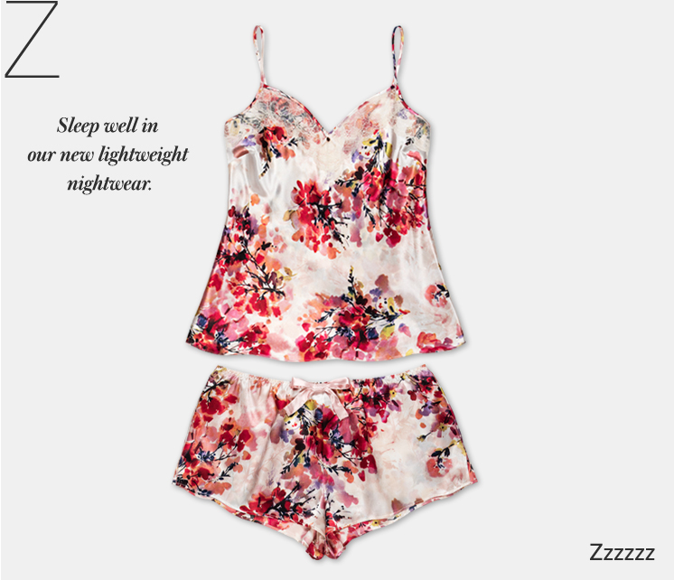 Get sleepwear for the warmer nights at George.com