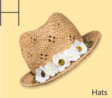 Find a hat to match at George.com
