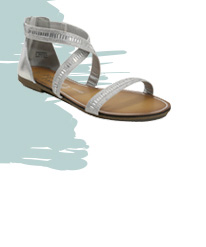 Dazzle in the sun with our latest sandals at George.com