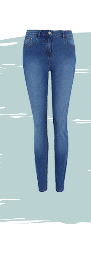 Browse our flattering collection of skinny jeans at George.com