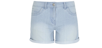 Find your perfect pair of denim shorts at George.com