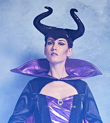 Look magnificent this Halloween with ouri conic Maleficent outfit at George.com