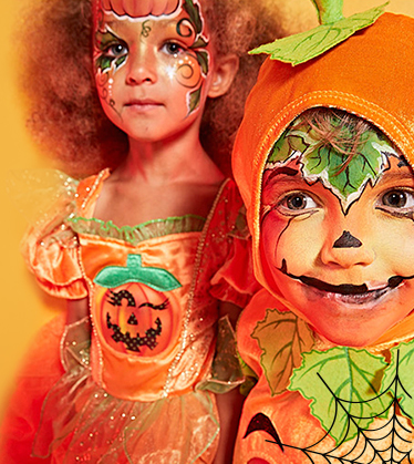 From pumpkin witches to light up pumpkin costumes, there's every reason for your little one to look sweet this Halloween. Shop now at George.com