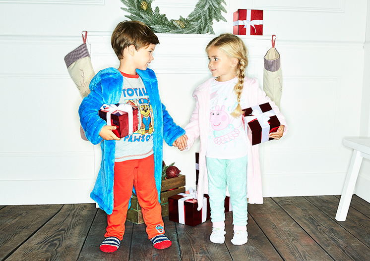Ensure they're snug as a bear hug with our selection of pyjamas at George.com