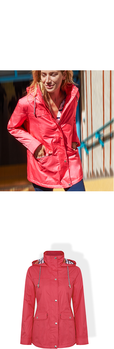 Turn up your causal look with a stylish jacket at George.com