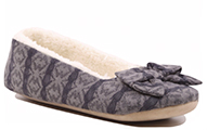 Shop slippers for chilly toes at George.com