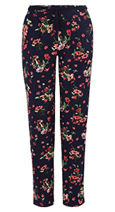 Shop printed trousers at George.com