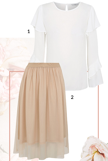 Shop our feminine collection of blouses and skirts at George.com