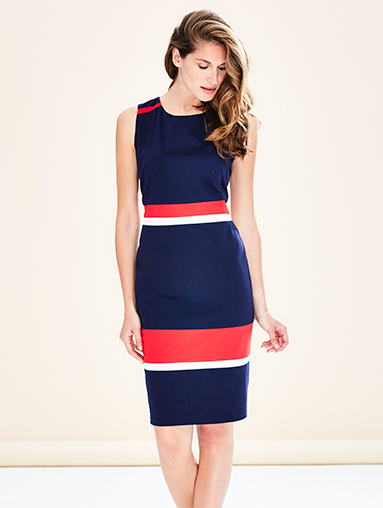 Find women's dresses, striped dresses and nautical dresses for summer at George at ASDA